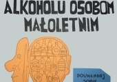 MAJA OLEJNIK - plakat na konkurs